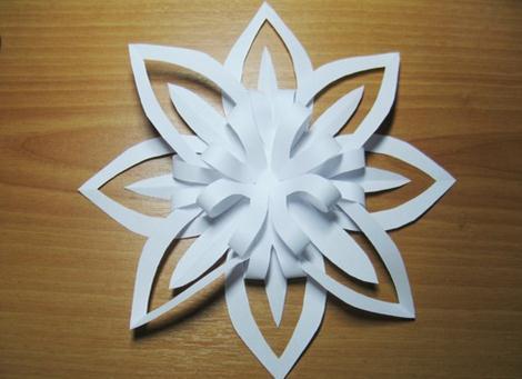 如何diy立体纸艺手工制作方法图解