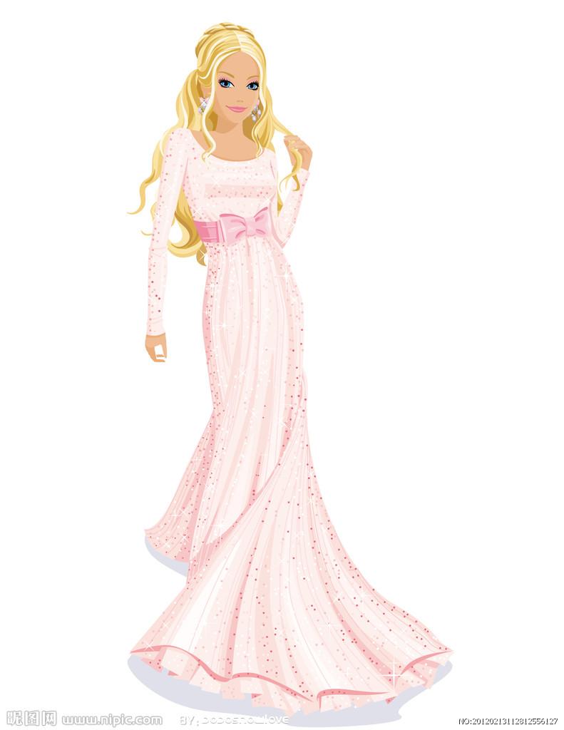 芭比娃娃服装制作
