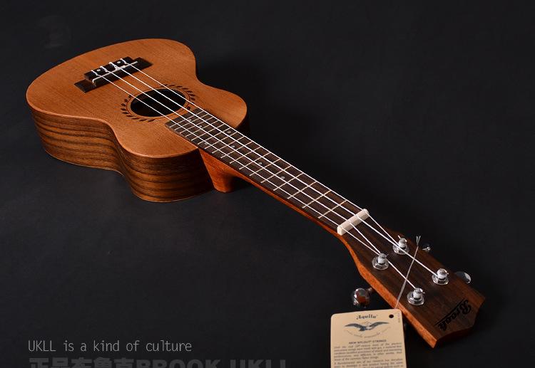 英文 brook  又称小溪吉他