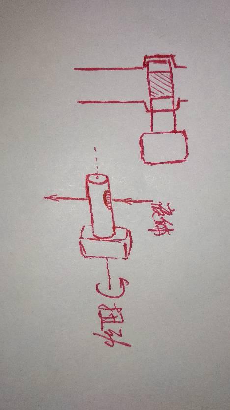 高中化学●分液漏斗颈上的玻璃塞是什么结构?能不能给