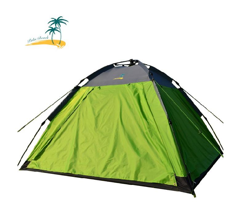 如何搭帐篷的图片解说