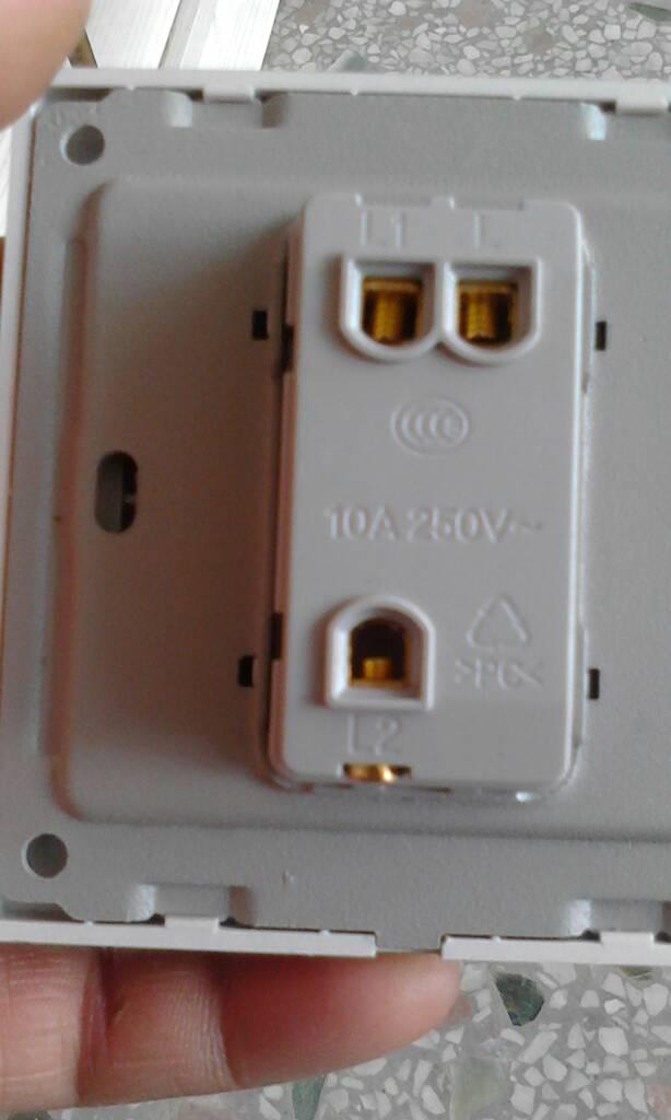 电工双开双控怎么接线