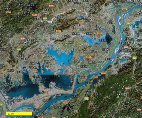 如何下载谷歌高清卫星地图?