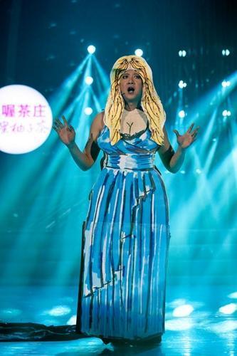 伦永亮在(20130321期)中扮演的莎拉·布莱曼的那首歌叫什么?