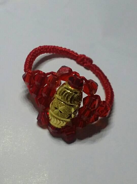 谁有转运珠戒指编法图解