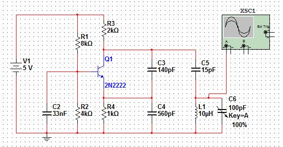multisum固定偏置共射放大电路