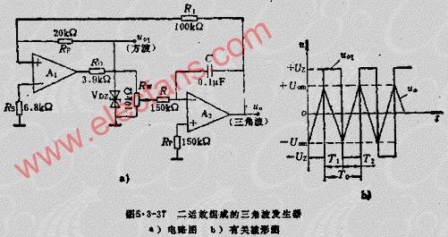 方波自激振荡电路计算