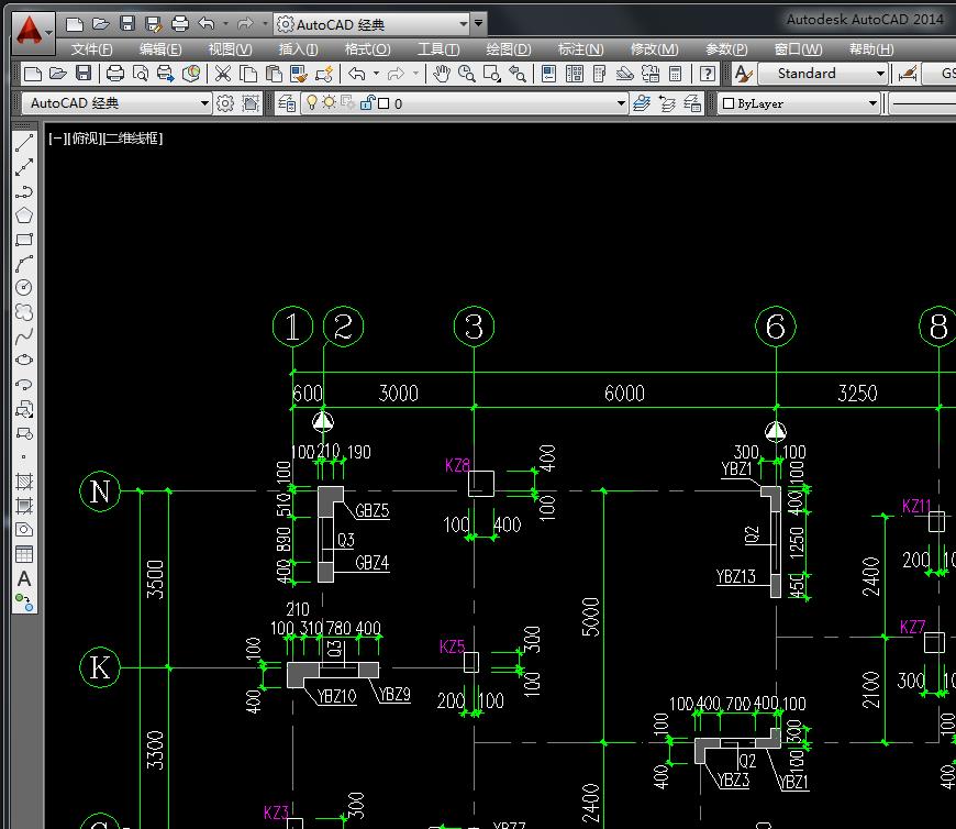 CAD练习基础显示尺寸,图带打开图纸不打开数cad显示天正尺寸答案图片