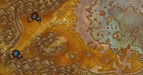 wow艾萨拉的部落据点在哪?