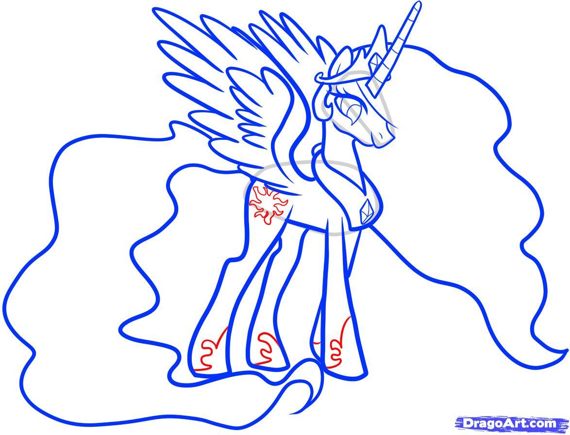 笔画宝莉简脸型小马短发我的太阳适合什么样的公主图片