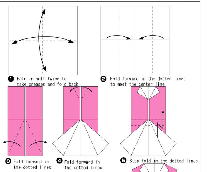 如何diy制作纸衣服方法图解