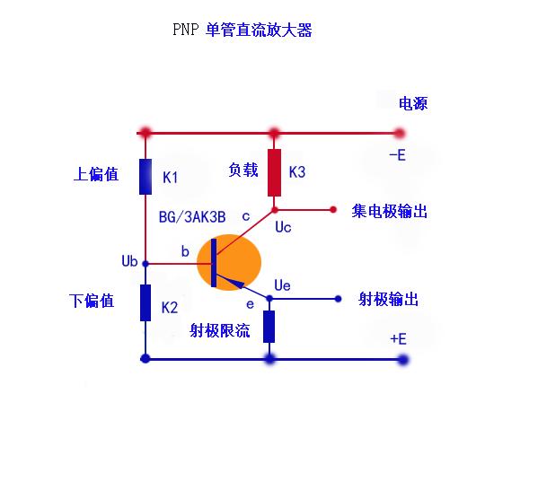 npn管 pnp管 可控硅(晶闸管) 的三个脚接了有何用啊 我的意思是比如给