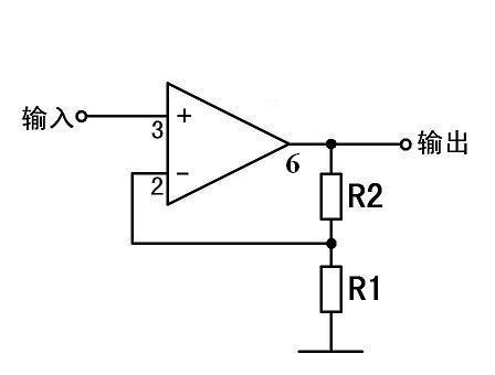 一个放大电路 要求将0.01v-1v直流电压信号线性放大x