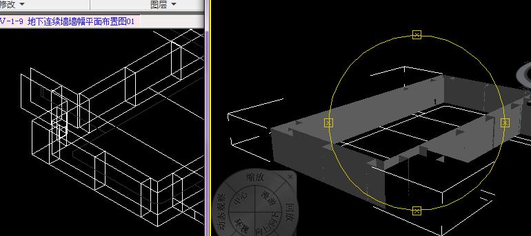 cad 2012立体图怎么转平面图,我要导入3dmax,结果发现