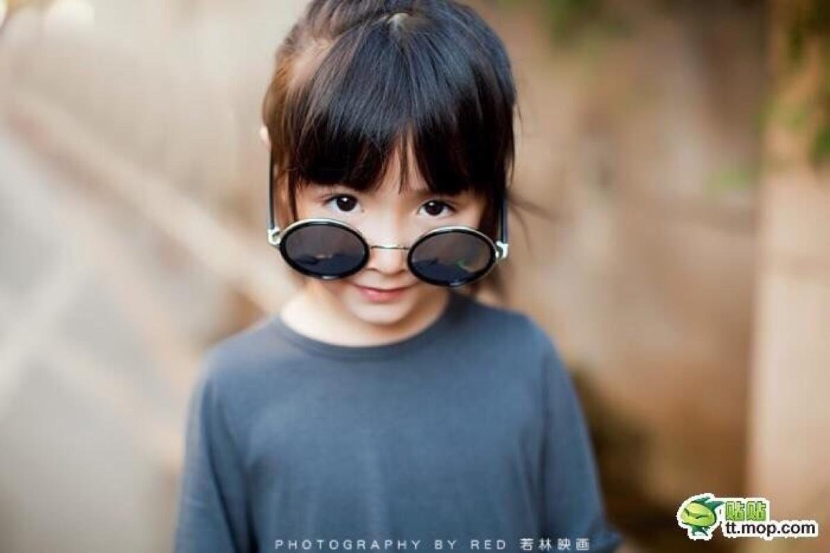 可爱的女孩子图片-例如这种的-要清晰的