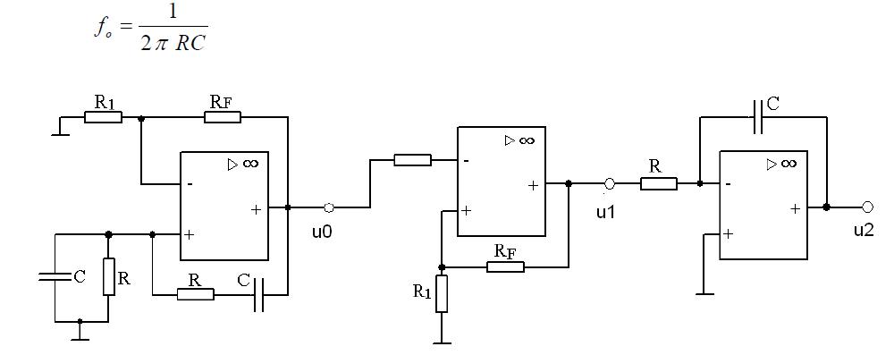 求信号发生器的设计,要求能产生矩形波,方波和正弦波