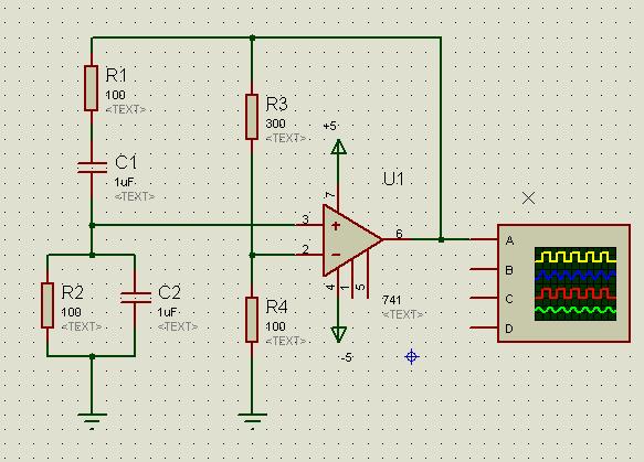 关于rc正弦波振荡电路的问题