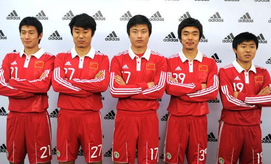 中国 国家队 运动服图片