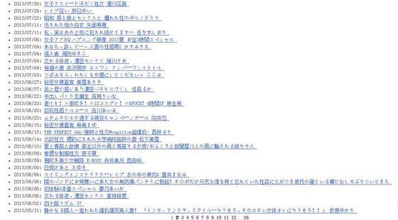 花冈的作品
