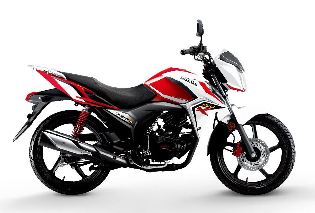 五羊本田150摩托车,卖价九千多元的应该是彪影150,型号是wh150-3,图片图片