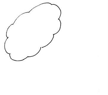 怎么用简笔画的方法画花卉