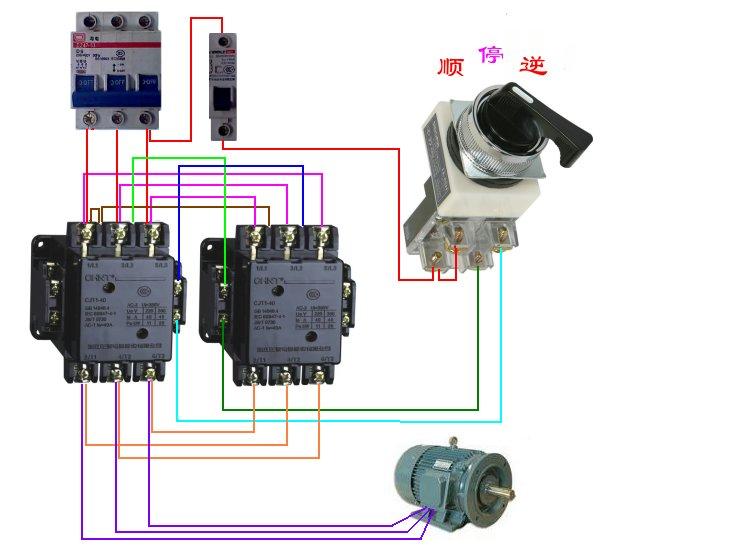 交流接触器的上下两端有个a1,a2接什么线?怎么接?