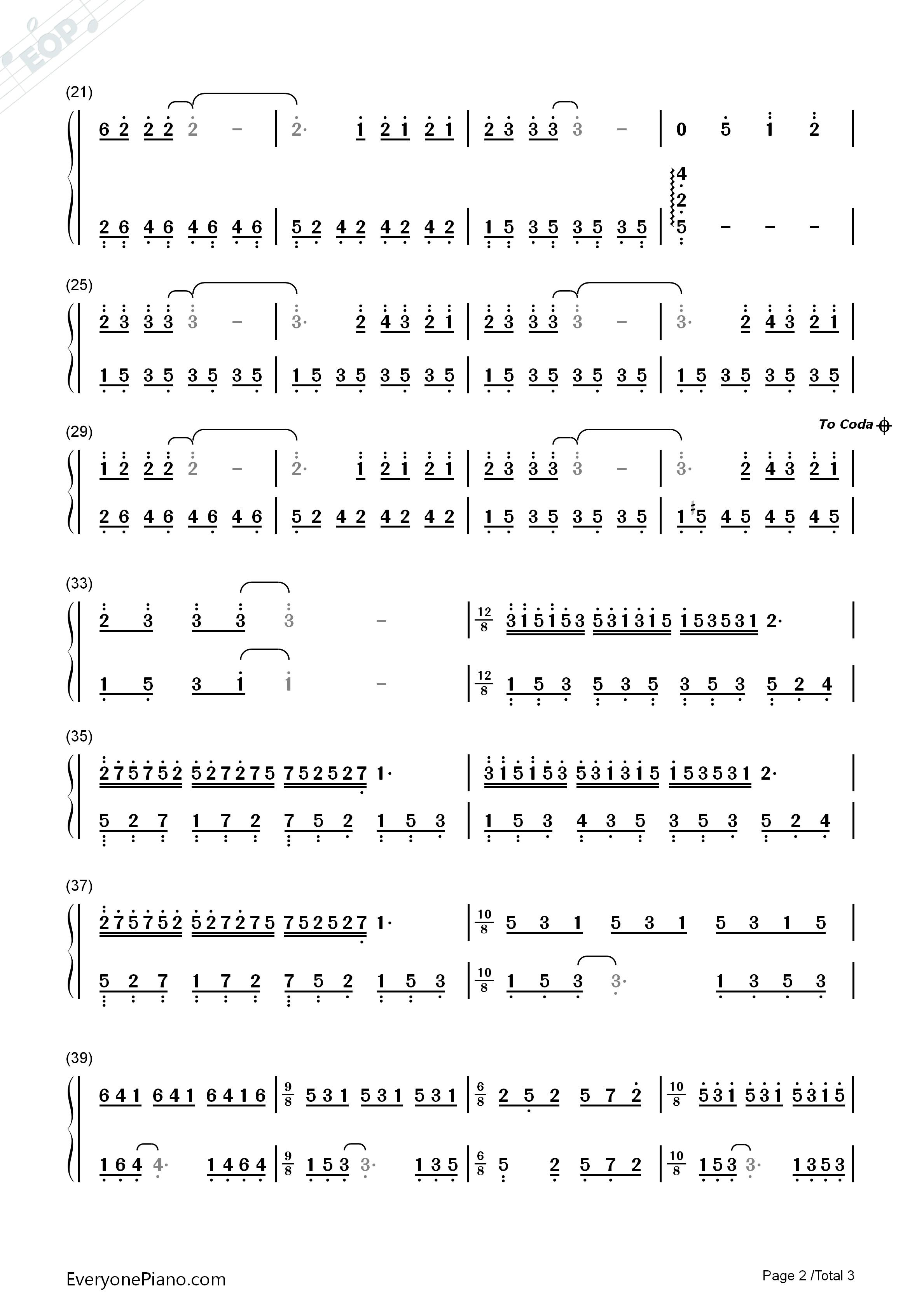 童年的回忆钢琴谱 简谱