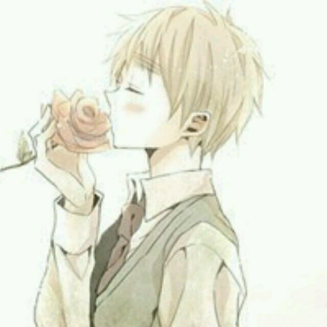 要一张卡通情侣头像男生嘴吻玫瑰 求女头像 下面是男生的 大家帮帮忙