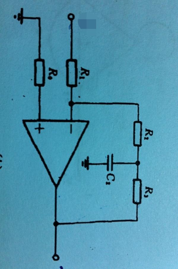 运算放大器电路分析