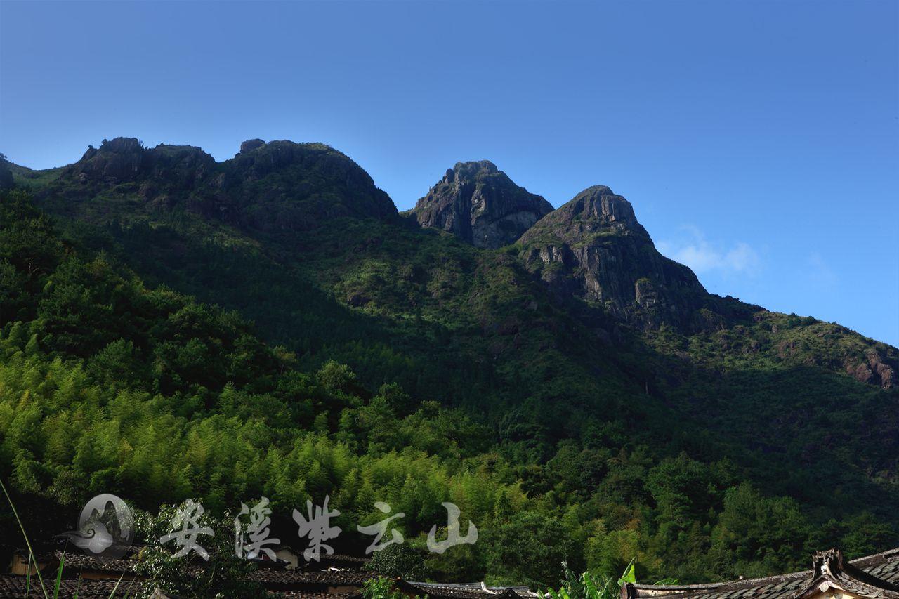 安溪紫云山风景区的资料