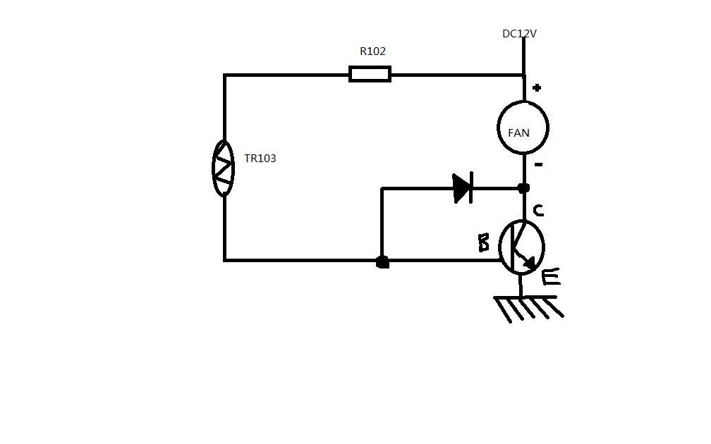 温控电路_详细说明下这个atx电源风扇温控电路工作原理.
