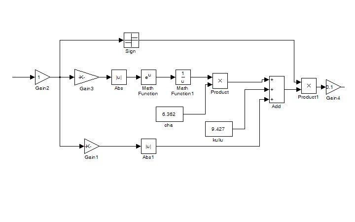 用matlab画电路�_如何用matlab或simulink仿真stribeck摩擦模型?