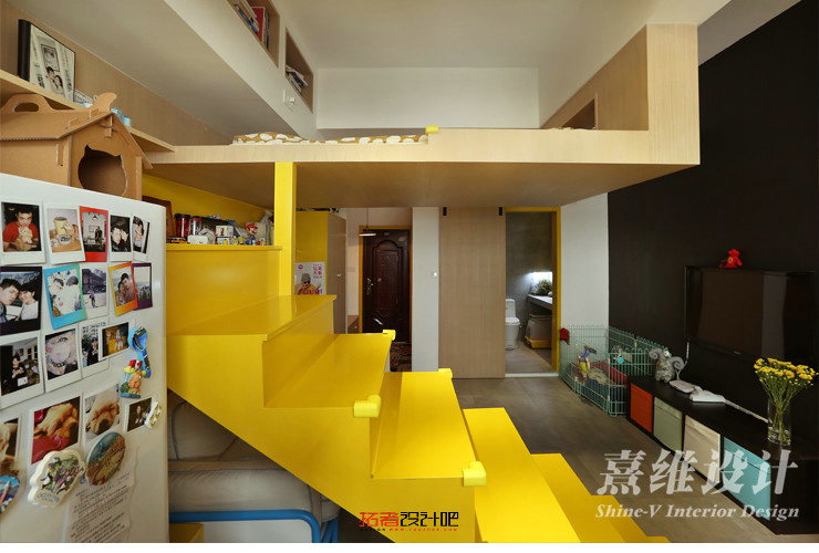 三十平米单身公寓怎么装修效果图