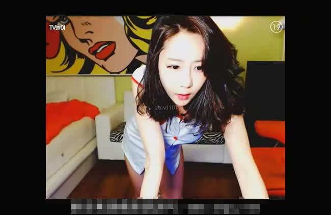 韩国主播光珠_这位韩国女主播叫什么?
