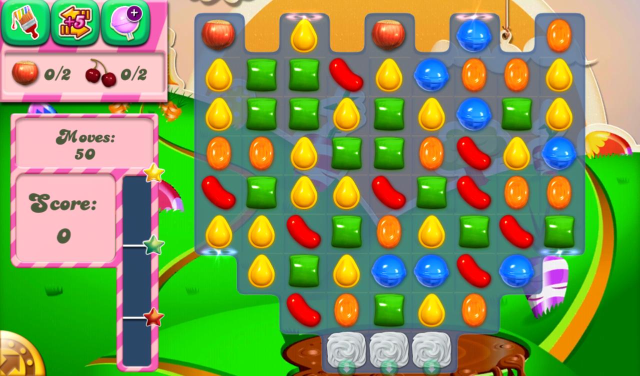 糖果传奇玩到100多关,咋突然从第一关开始玩了,咋恢复图片