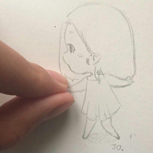 宋智孝简笔画卡通版