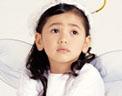 她的名字叫彭歆,很可爱的小童星撒~~给你张图片图片