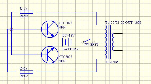 叫推挽功率放大,三极管叫推挽三极管,后面这个变压器是阻抗变换器,把