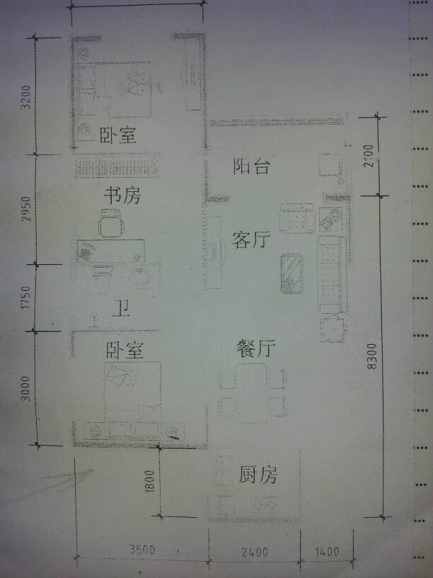 52平米的卫生间怎么样设计才合理,宽1.6米,长2.2米