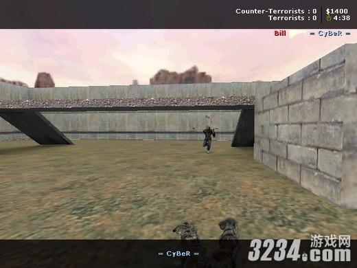 反恐精英cs1.8的游戏配置