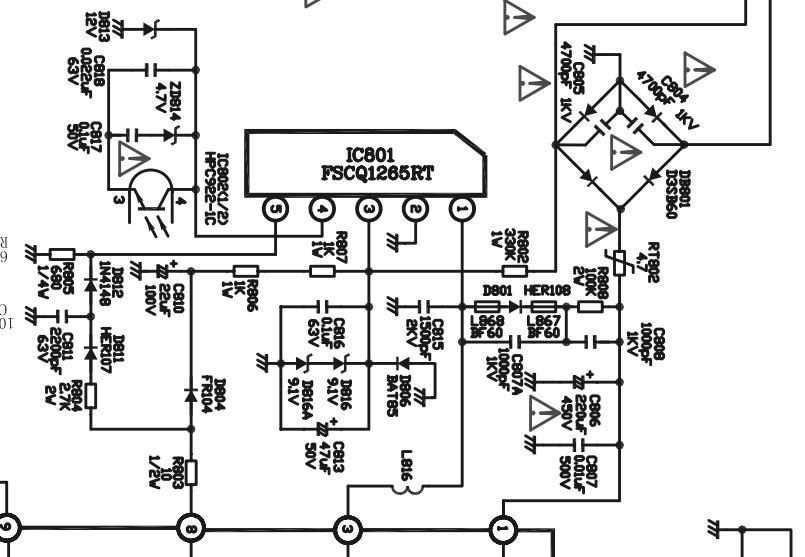 cq1265rt外围电路图