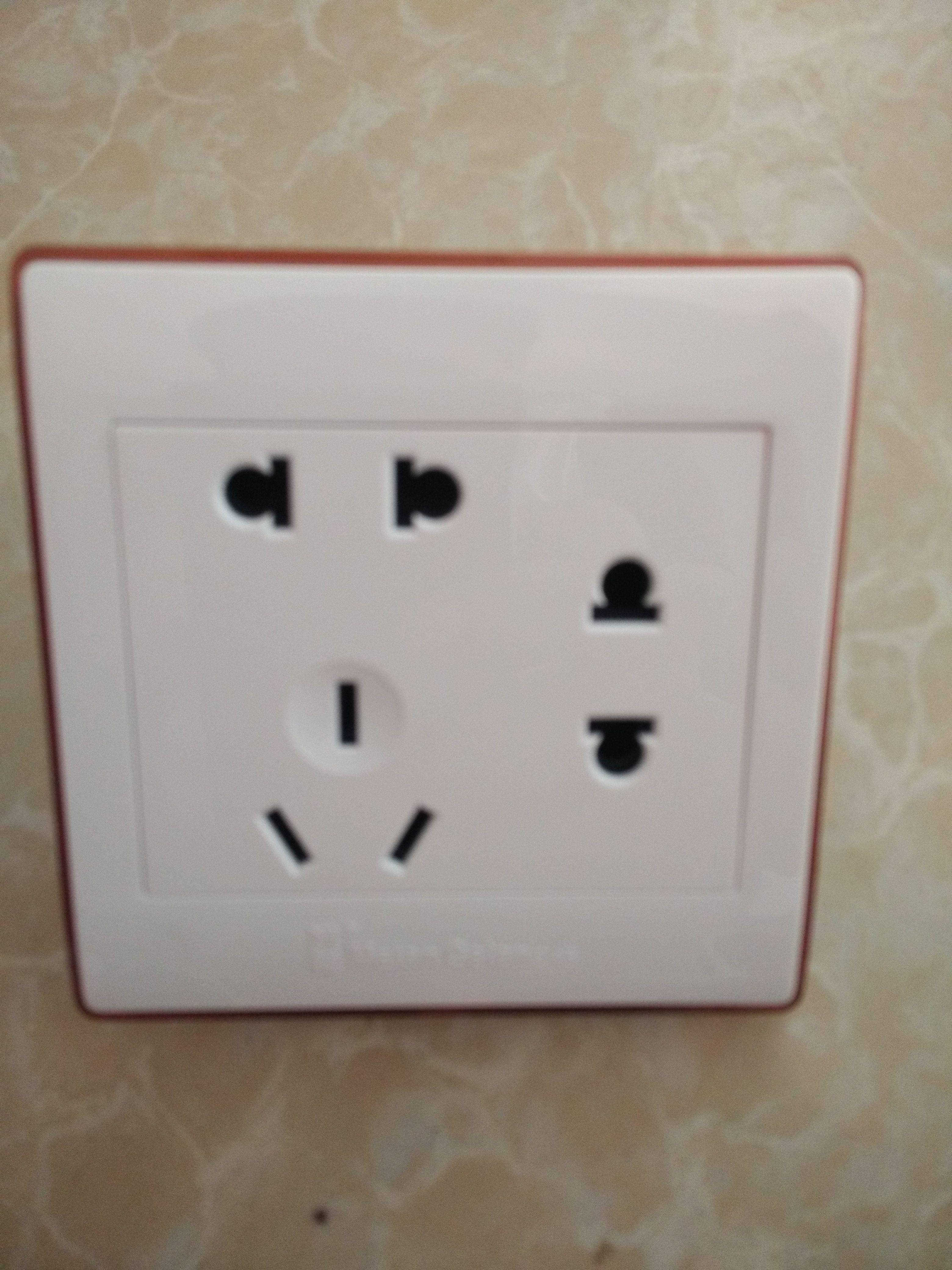 二二三插座怎么接线有图
