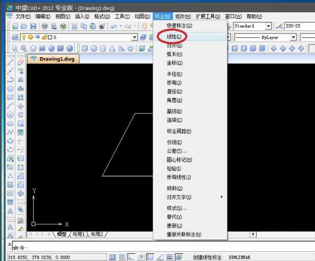 CAD标注高的打印标啊!_百度知道cad没有线中标xc图片