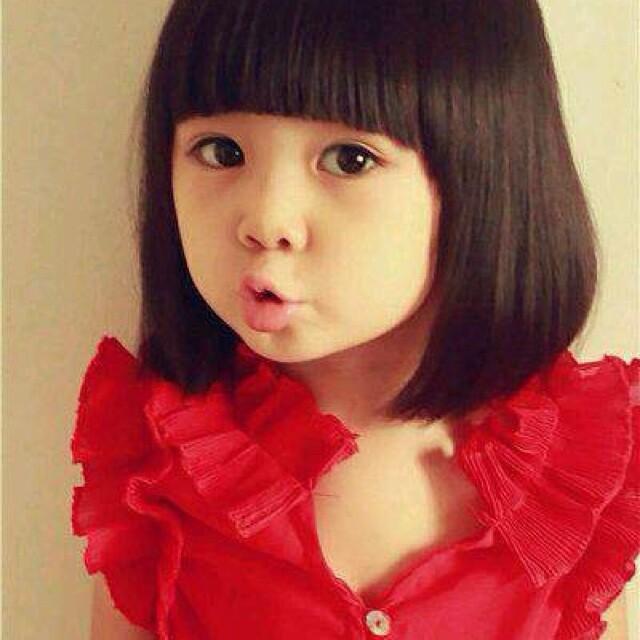 跪求可爱小女孩照片做头像,越多越好