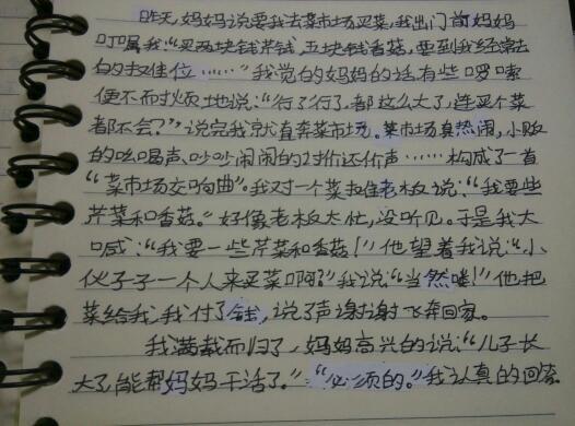 写一篇两百字以上的作文写篮球初高中v作文图片