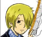 搞笑漫画日和表情, 如图,谁有这里面的这个男人吸一排烟的这个表情图片
