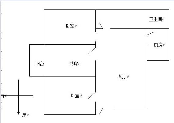 长方形客厅怎么设计装修? 长约8米宽约4米,客厅北面有