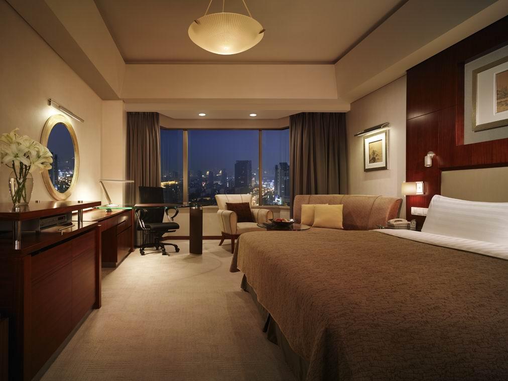 青岛丽天大酒店的客房设备