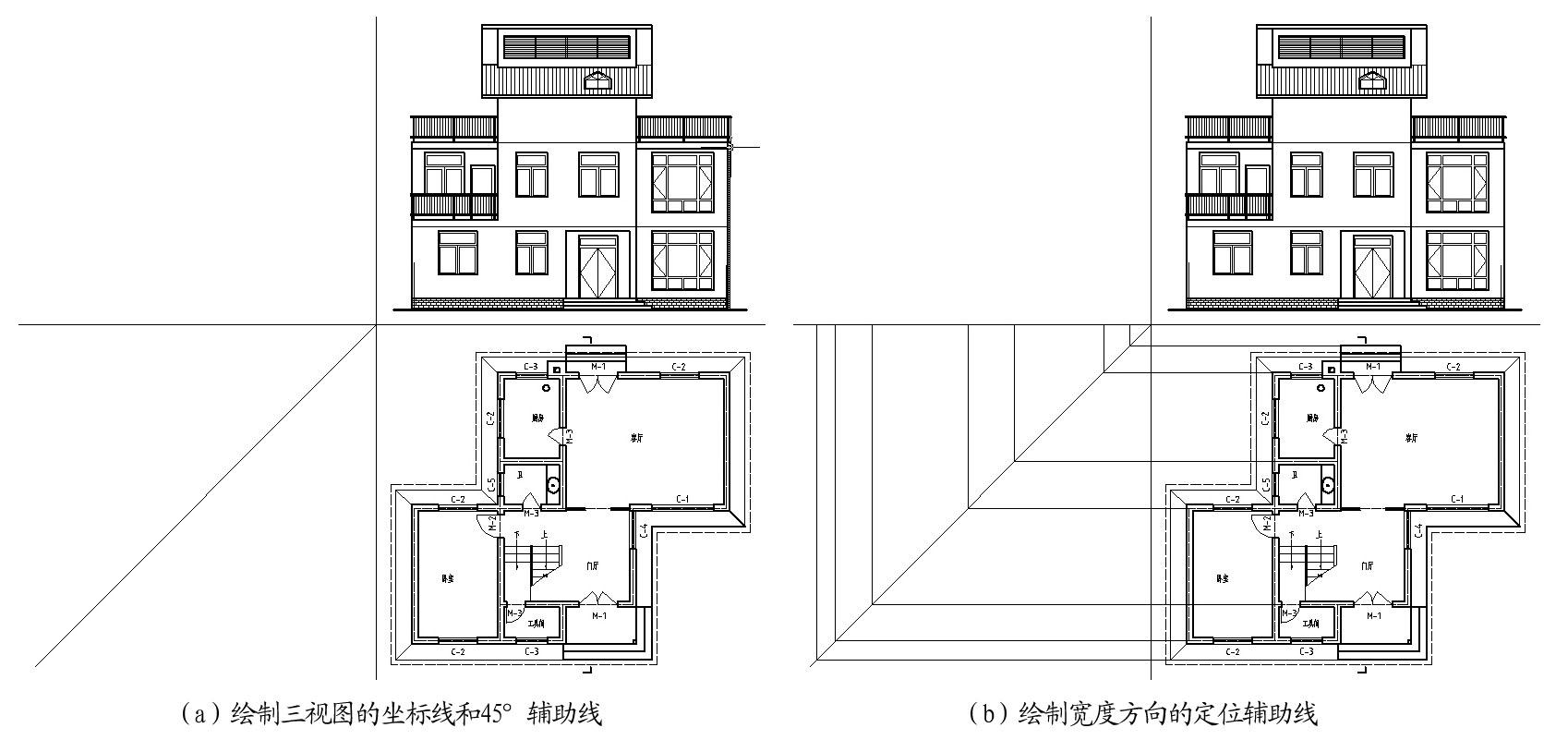 简易平方设计图