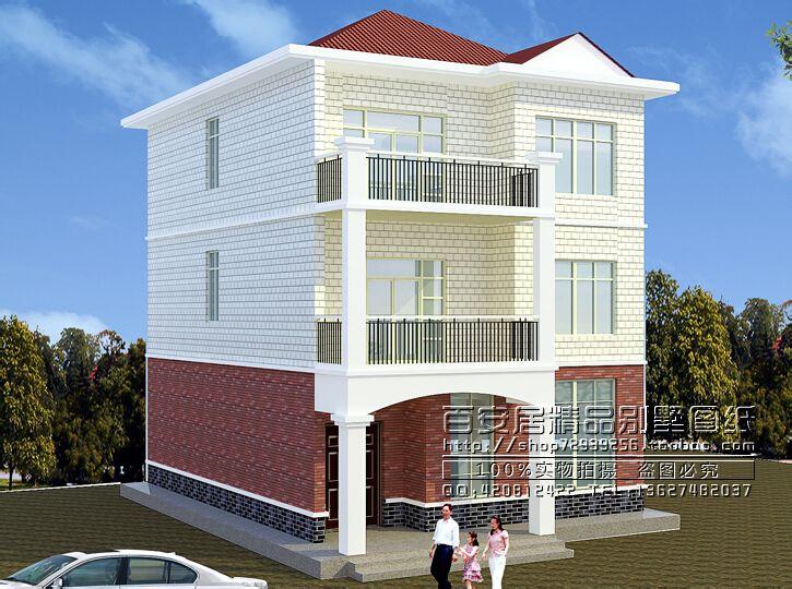 求农村自建房设计图8 12(东西深12米 南北宽8米.房屋图片